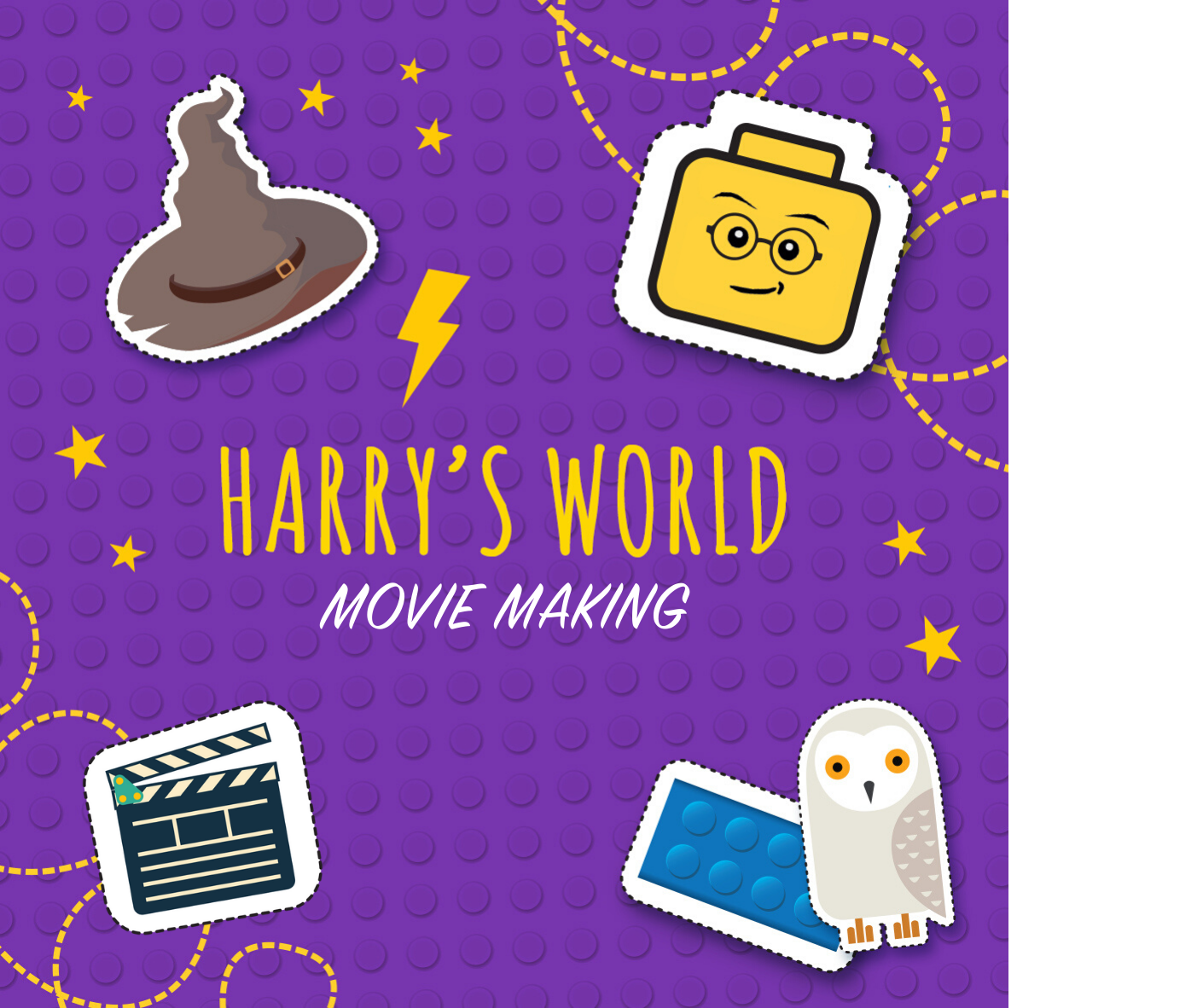 MOVIE MAKING - HARRY'S World