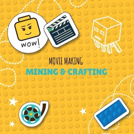 MOVIE MAKING - Mining & Crafting