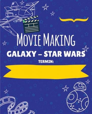 MOVIE MAKING - Galaxy-StarWars