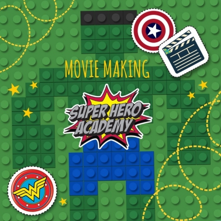 MOVIE MAKING - Super Hero Academy